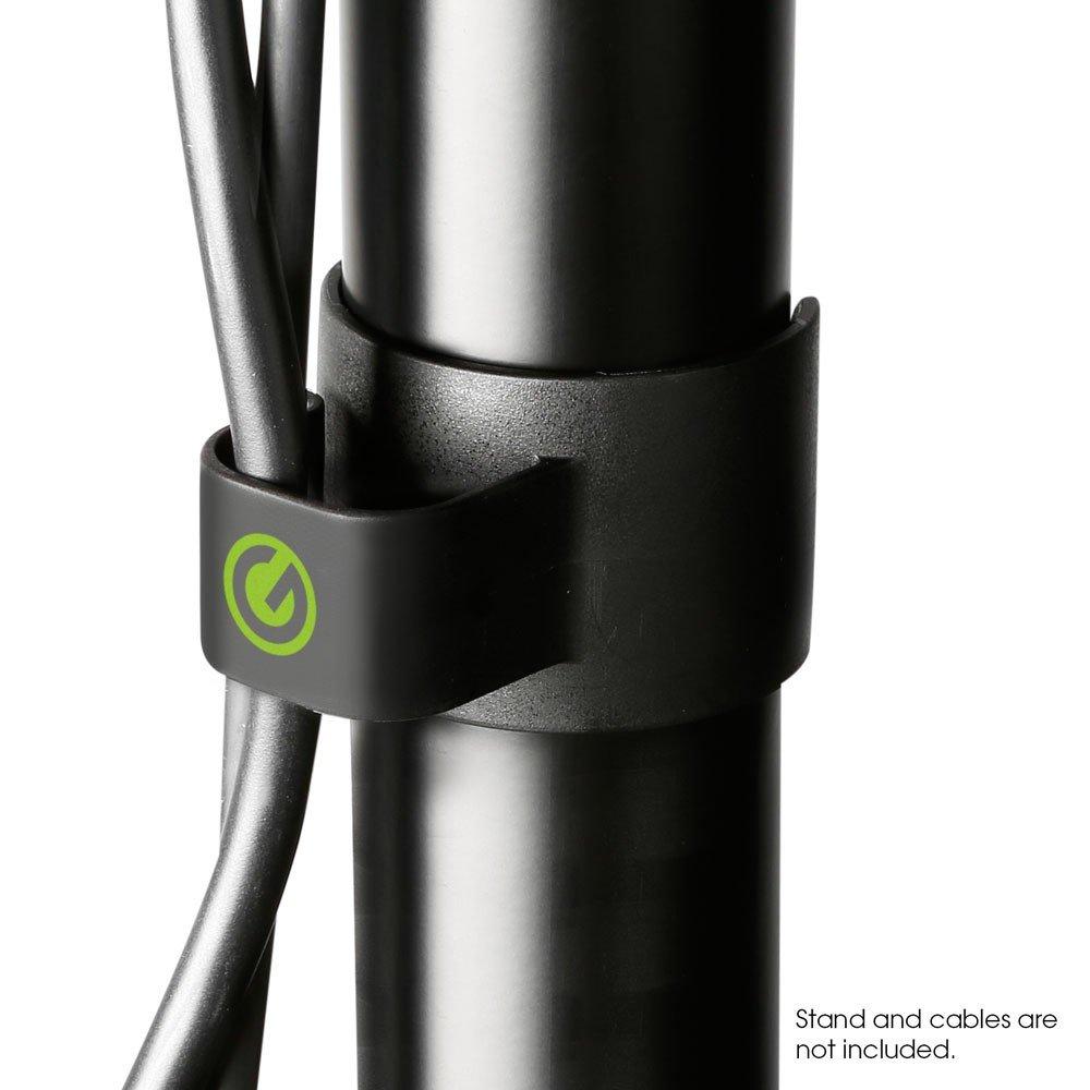 Gravity Gsacc35b Sacc Haut-parleur de 35/mm Pole c/âble Clips