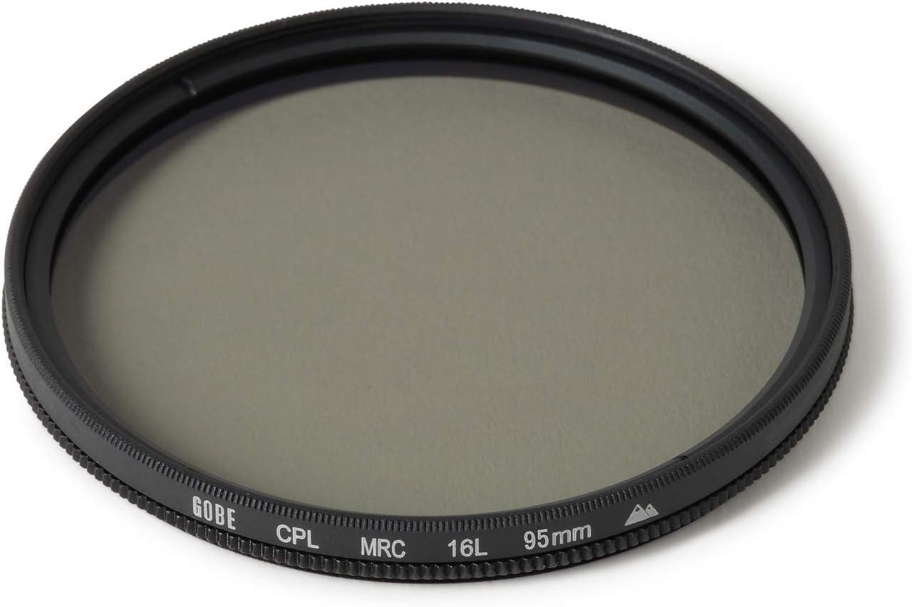 Lens Filter 2Peak Gobe 37mm Circular Polarizing CPL