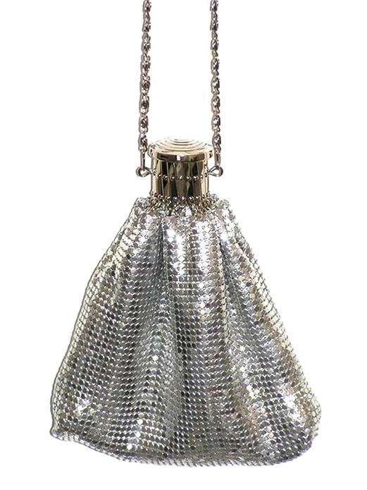 Vintage Handbags, Purses, Bags *New* Vintage Evening Clutch Purse Metal Mesh Gatsby Bag for Cocktail Party Prom Wedding Banquet $23.80 AT vintagedancer.com