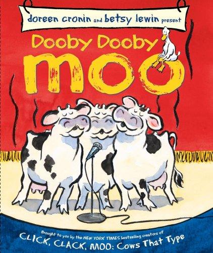 Dooby Dooby Moo (A Click Clack - Board Moo Click Clack Book