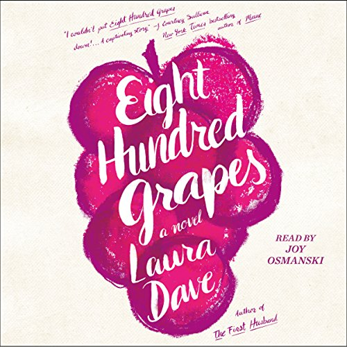Eight Hundred Grapes: A Novel Audiobook [Free Download by Trial] thumbnail