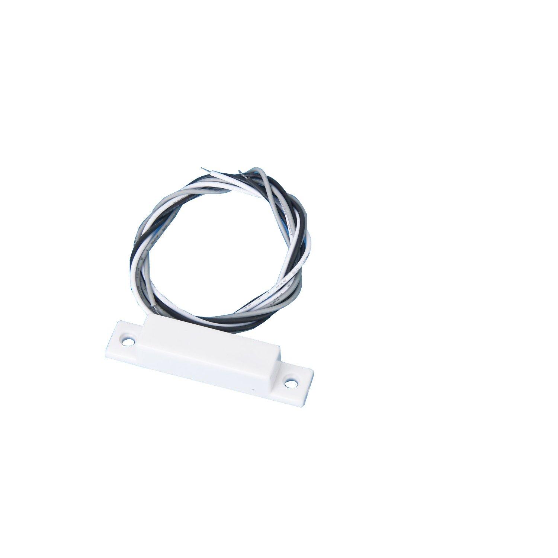 NC NO Tür Fenster Kontakt Magnetschalter Alarm 3W 10-20mm: Amazon.de ...
