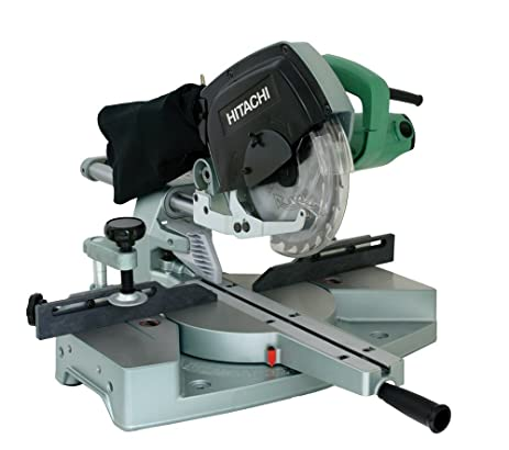 Hitachi c8fb2 95 amp 8 12 inch sliding compound miter saw hitachi c8fb2 95 amp 8 12 inch sliding compound miter saw greentooth Image collections