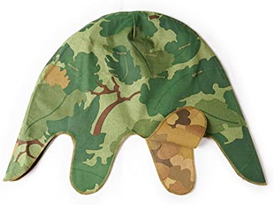 Zwjpw Vietnam War Us Army Mitchell Helmet Cover Two Sided Camouflage At Amazon Men S Clothing Store