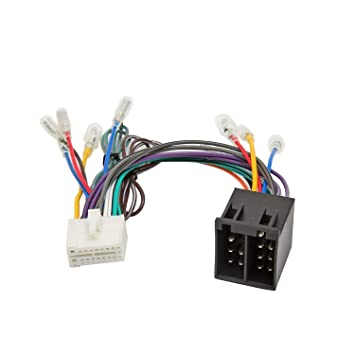 Inex Clarion NX ISO Wiring Harness Connector Adaptor Car ... on