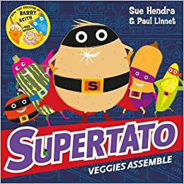 Image result for Supertato veggies assemble
