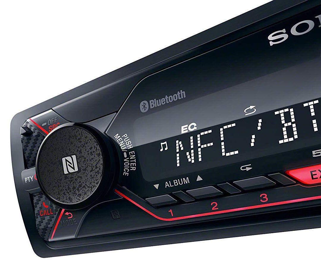 caraudio24 Sony DSX-A410BT USB AUX MP3 Bluetooth Autoradio f/ür Citroen C1 Peugeot 107 05-14