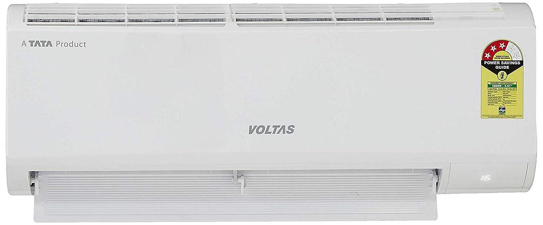 Voltas 1 Ton 3 Star Split AC (Copper SAC_123_DZX White)  EMI Starts