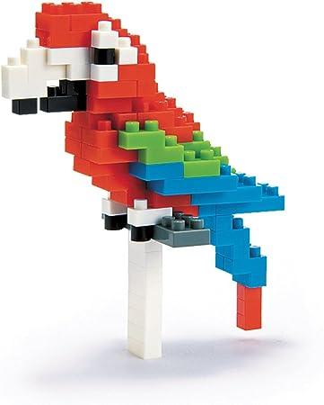 Nanoblock Rooster 100 Pcs Building Kit NBC-207 In stock