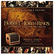 Middle-Earth: 6-Film Limited Collector's Edition (Blu-ray +