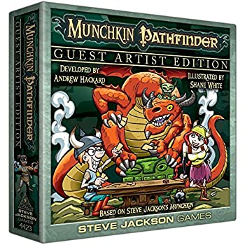 Amazon.com: Munchkin Pathfinder Card Game: Toys & Games