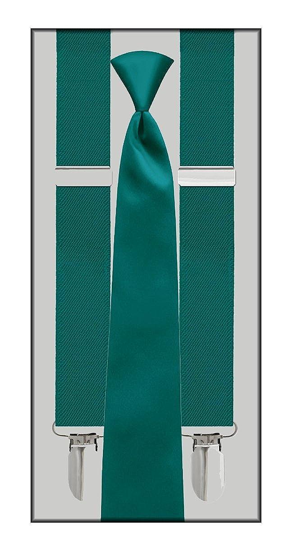 Suspender /& Neck Tie Set