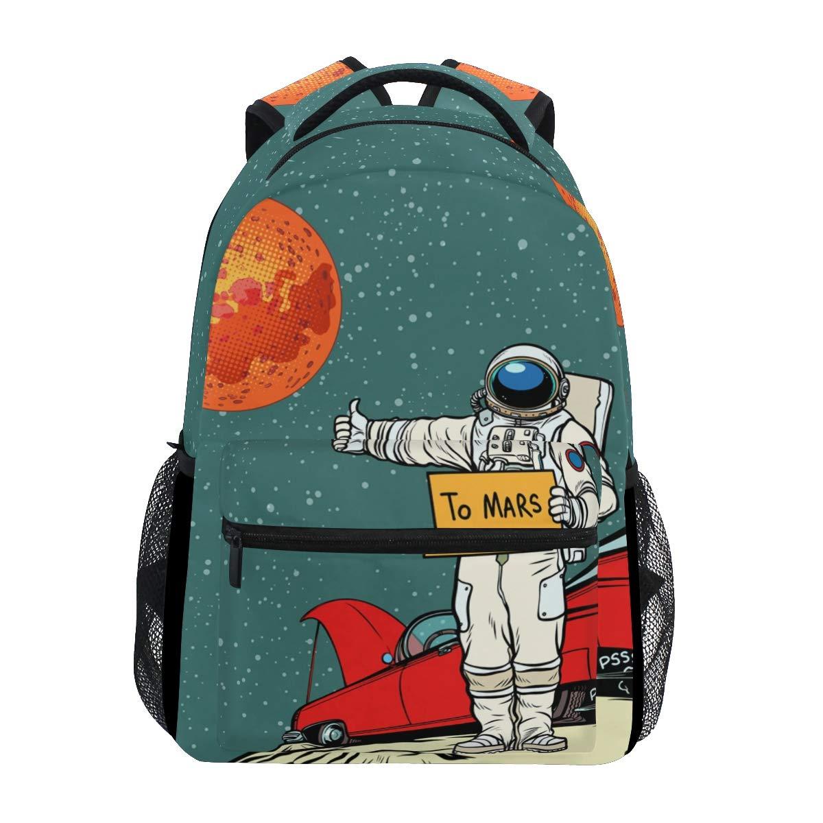 ALAZA Tropical Lemon Citrus Fruit Large Backpack Personalized Laptop iPad Tablet Travel School Bag with Multiple Pockets