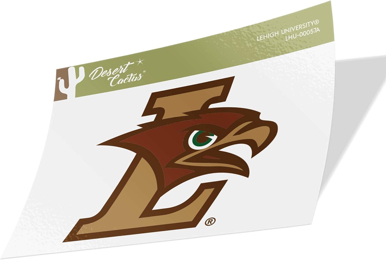 Lehigh University Mountain Hawks NCAA Vinyl Decal Laptop Water Bottle Car Scrapbook (Sticker - 00057a)