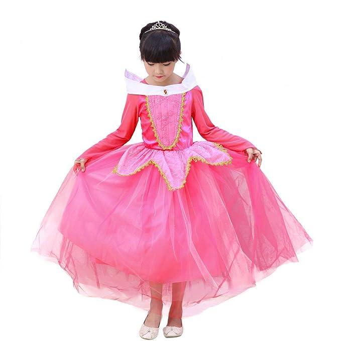 Covermason Niña Princesa Vestidos - Elegante Halloween Cumpleaños ...