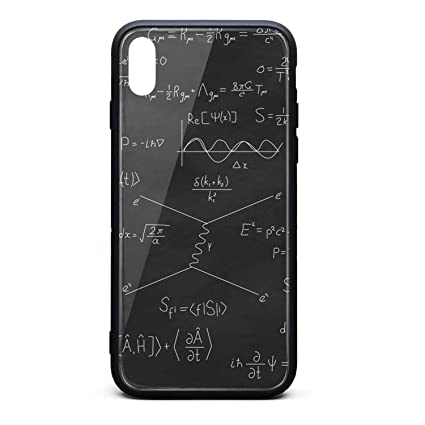 Amazon.com: Hippie - Carcasa para iPhone x Hippie Math ...
