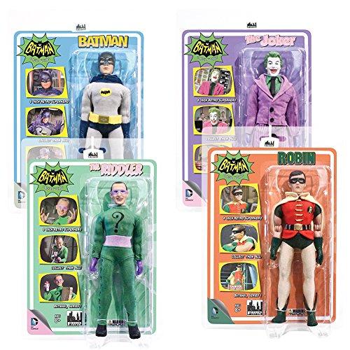 Complete 4 Figure Set - 4