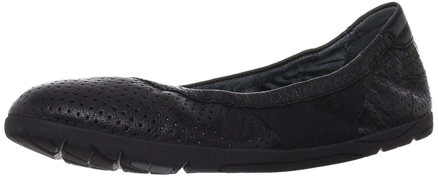 6854509a804 Clarks Womens Sport Clarks Illya Shine Leather Shoes In Black Standard Fit  Size 3.5  Amazon.co.uk  Shoes   Bags