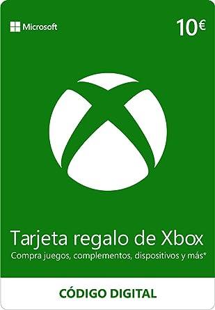 Xbox Live - 10 EUR Tarjeta Regalo [Xbox Live Código Digital ...