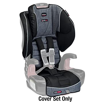 Britax Frontier ClickTight Harness 2 Booster Car Seat Cover Set Vibe