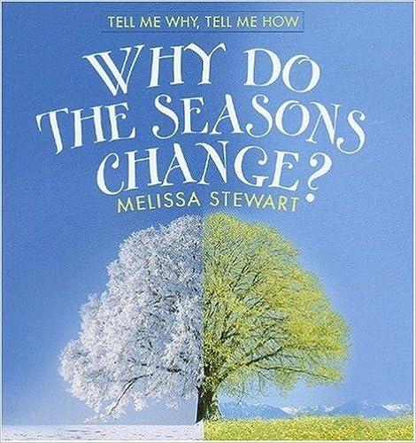 Como Descargar Desde Utorrent Why Do The Seasons Change? Libro Epub