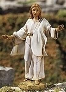 "Fontanini The Risen Christ 53507 Life of Christ 5"" Collection"