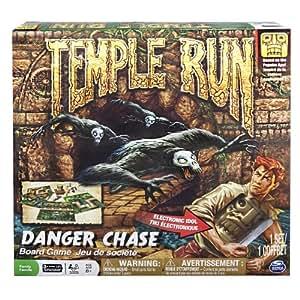 Temple Run Danger Chase Board Game
