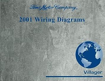 mercury villager fuse diagrams amazon com bishko automotive literature 2001 mercury villager  amazon com bishko automotive