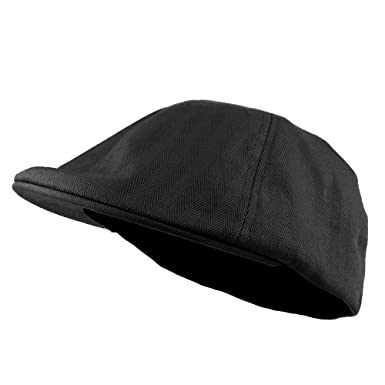 b5c02346e39d6 Flexfit Low Profile Cotton Driver Ivy Cap - BLACK at Amazon Men s ...