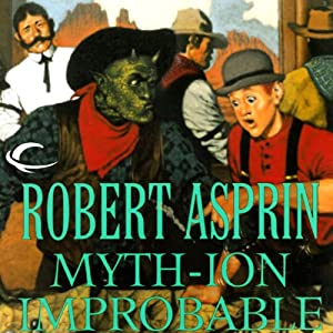 Myth-ion Improbable Audiobook