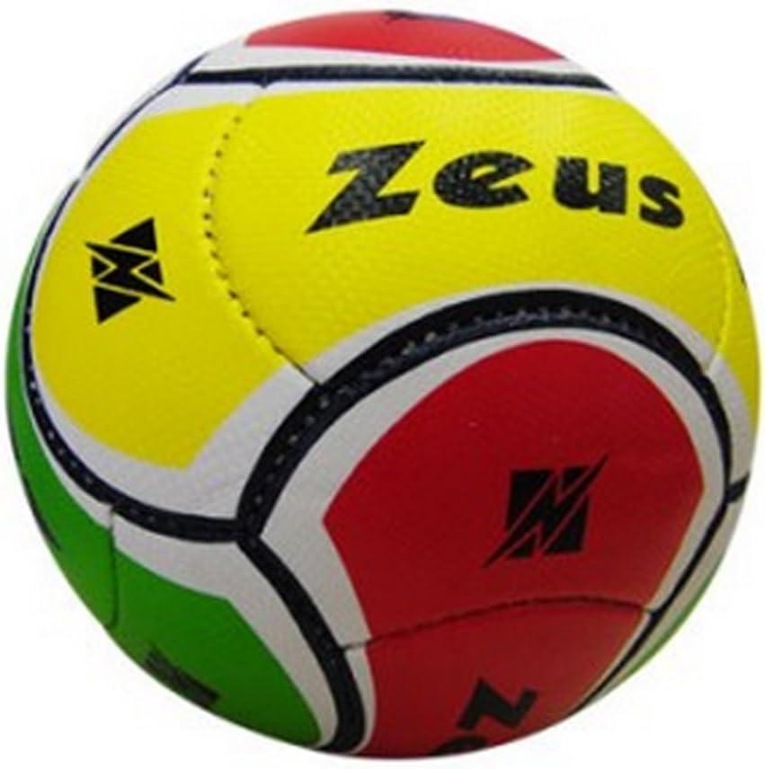 Zeus Beach Soccer Fire Pelota De Futbol Playa (AZUL ROJO AMARILLO ...