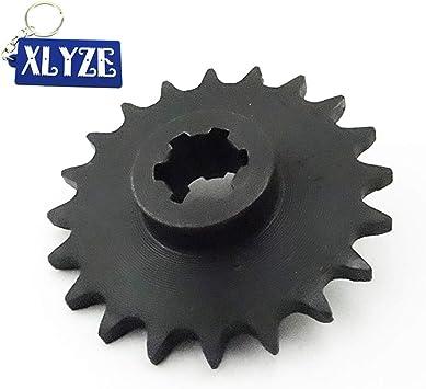 Xlyze T8f 20 Ritzel Vorne Zahnkranz Getriebe Für 47 Cc 49 Cc Mini Motorrad Motorrad Atv Auto