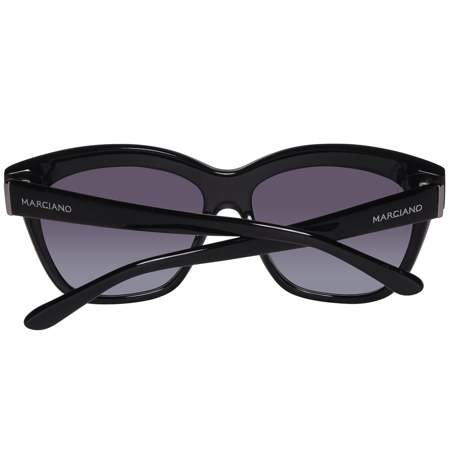 30b4c4463e Guess By Marciano GM0729 C57 01B (shiny black   gradient smoke) Sunglasses   Amazon.co.uk  Clothing