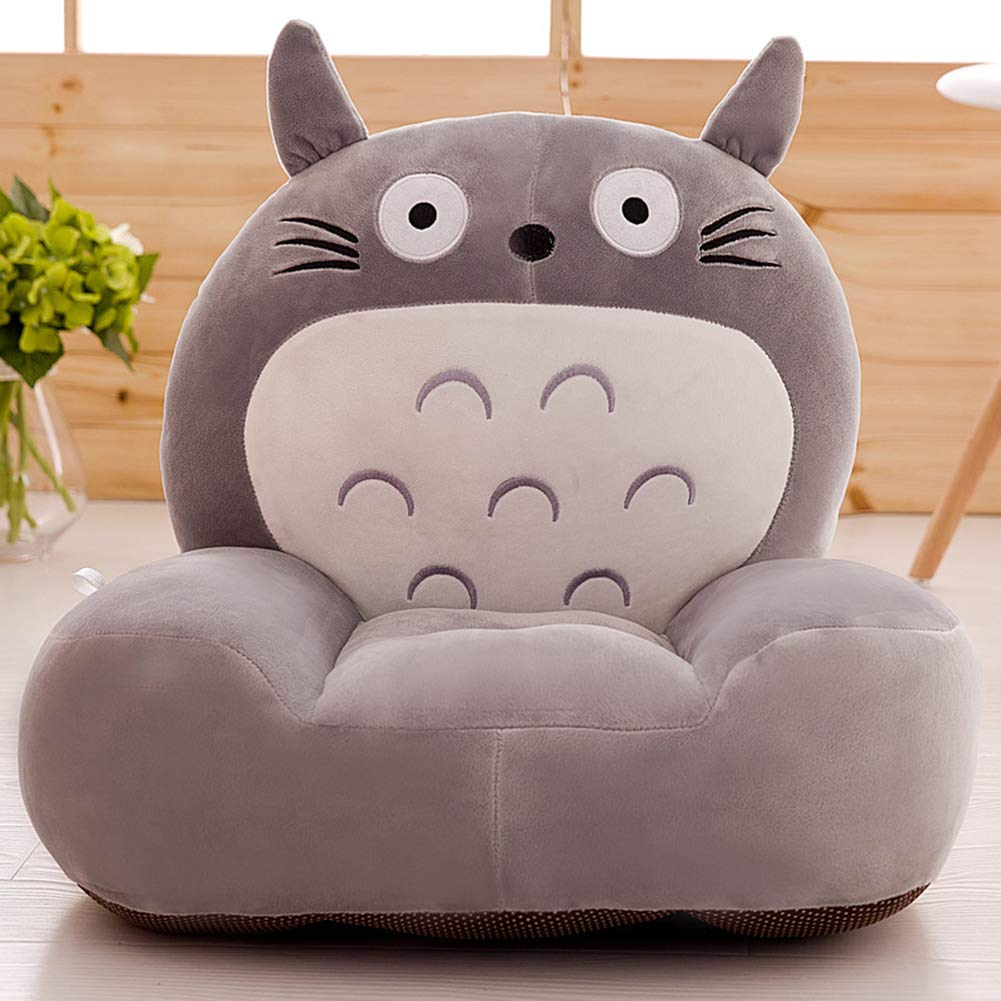 Baby Chair Bean Bag Christmas Elephant Feeding Chair Children Seat Sofa for Kids Sleeping Bed Baby Nest Chair Beanbag Plush Toys (Cat)