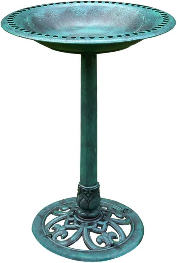 Bird baths are one of the best gifts for a gardener!