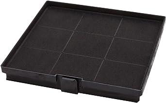 Filtro de carbón para zub- 612 241 x 225 mm Campana extractora Küppersbusch zub-.612 538022: Amazon.es: Grandes electrodomésticos