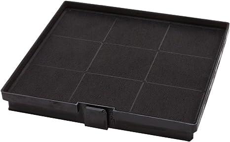 Filtro de carbón activo de repuesto para BEST DKF99561 / D241 filtro de olores para campana extractora: Amazon.es: Grandes electrodomésticos
