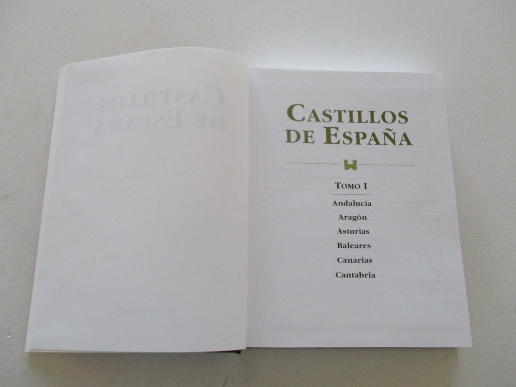 Castillos de España. tres volumenes ***obra completa***: Amazon.es ...