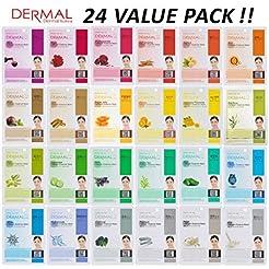 DERMAL 24 Combo Pack Collagen Essence Fu...