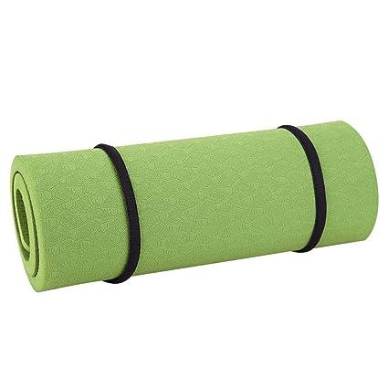 VGEBY1 Almohadilla de Rodilla para Yoga, Codo de 8 mm para ...