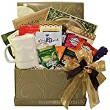 Art of Appreciation Gift Baskets Tea Lovers Care Package Gift Box