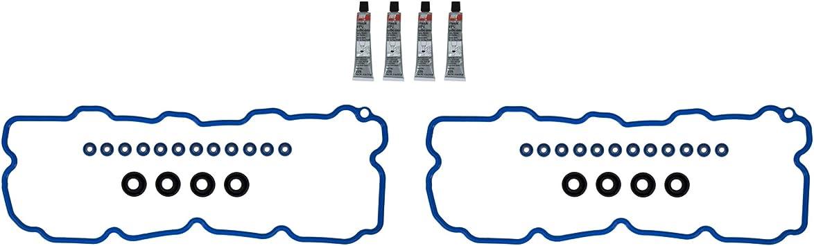 Amazon Com Fel Pro Vs 50622 R Valve Cover Gasket Set Automotive