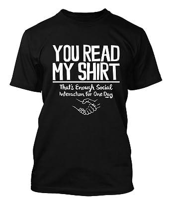 Hai Letto La Mia T-shirt wtRrcyr