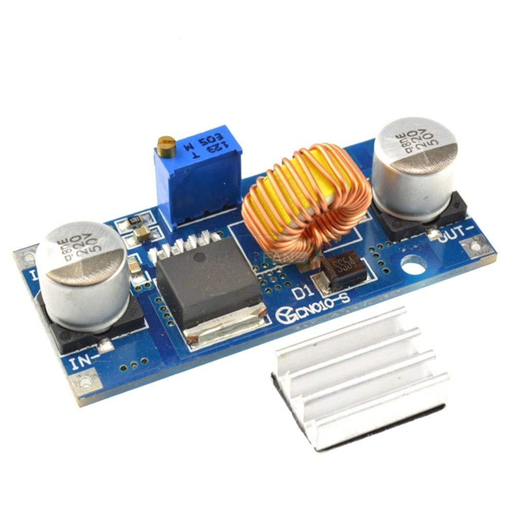 XL4015 Lithium Charger 5A CV CC Buck Step Down Power Supply Module LED Driver