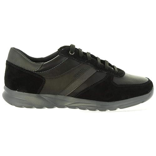 Geox U Damian B, Zapatillas para Hombre: Amazon.es: Zapatos y complementos