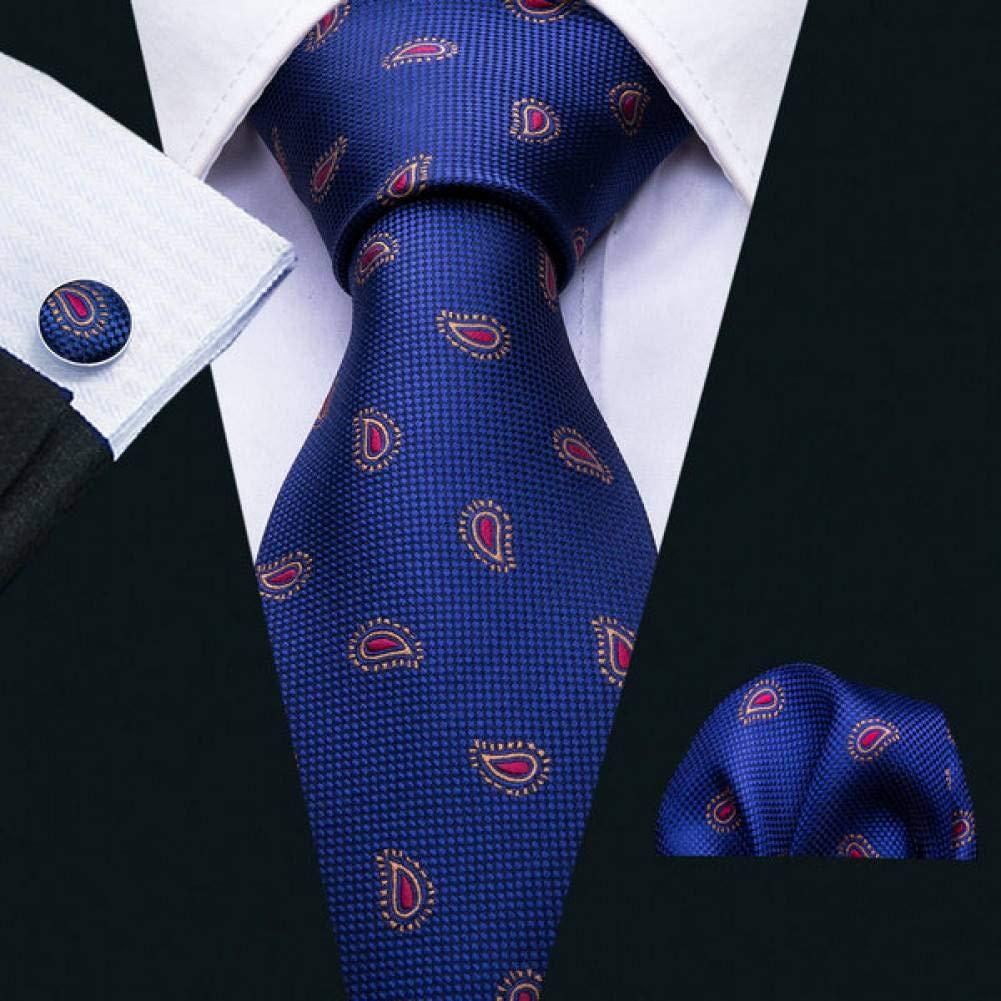 WOXHY Corbata de los Hombres Ls-5074 Corbatas para Hombre Corbatas ...