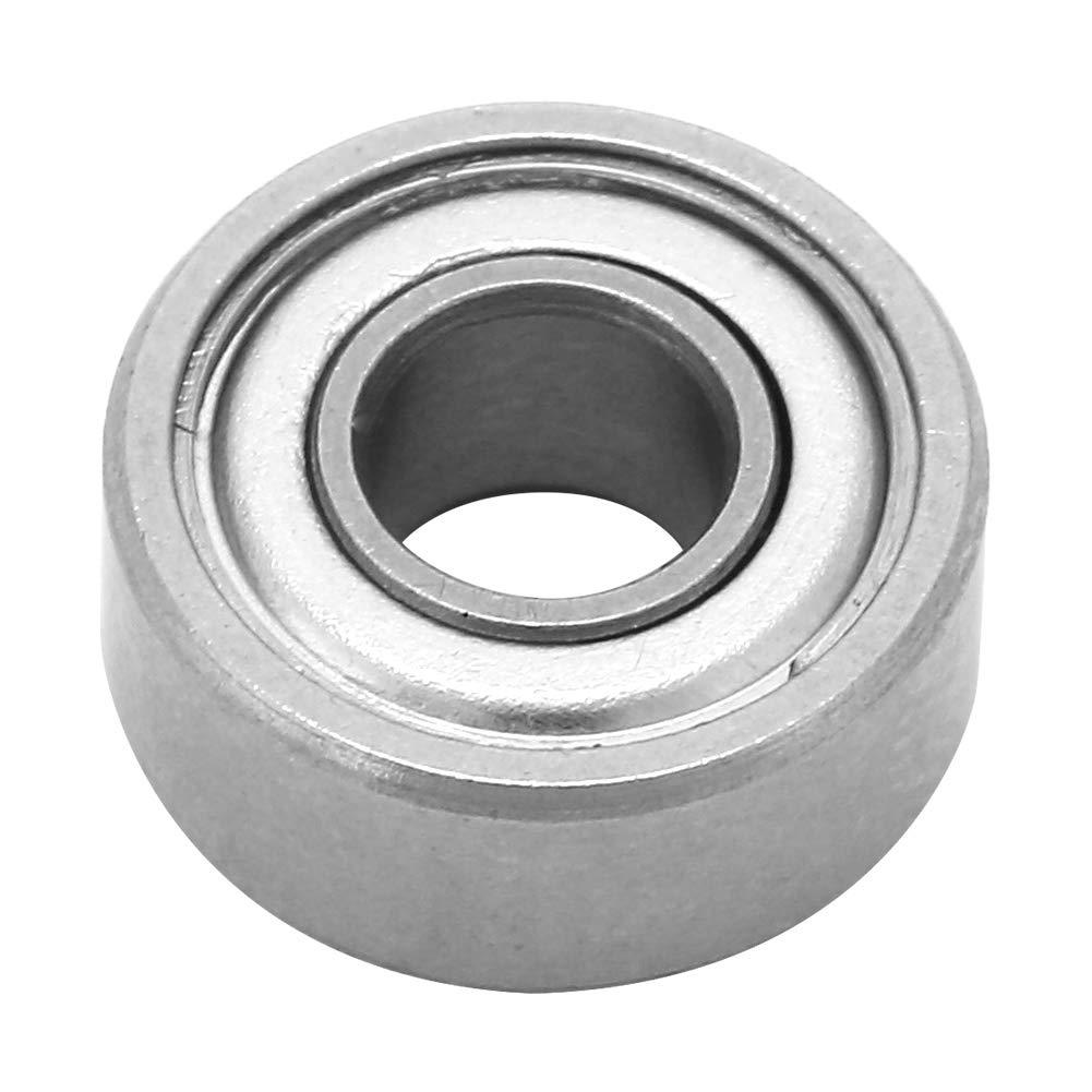 Alpen 90100990100 9,9mm Cobalt stub drills PZ HSS-ECO WN102 bright