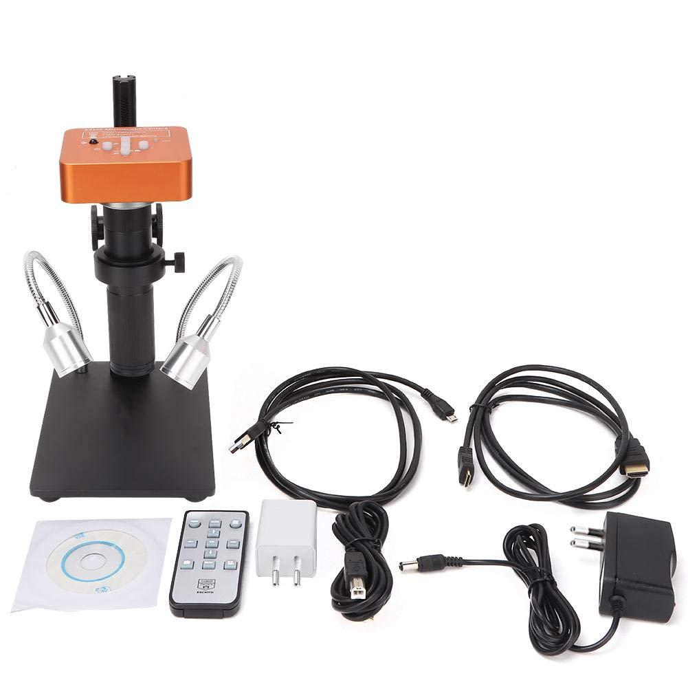 Cámara de inspección industrial, microscopio 21mp Máquina ...
