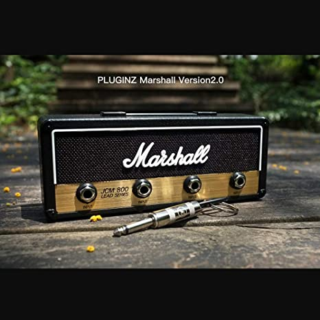 Marshall Key Holder Rock Llave de altavoz de guitarra ...