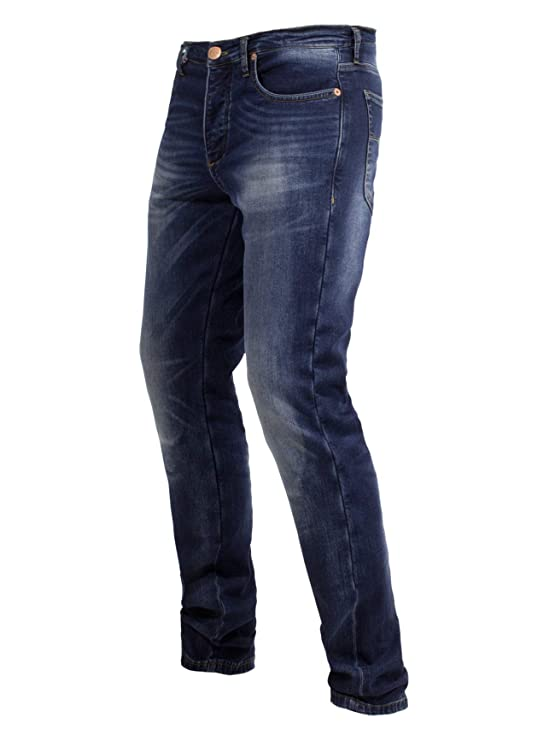 John Doe Ironhead Mechanix XTM Jeans Grau 36 L34